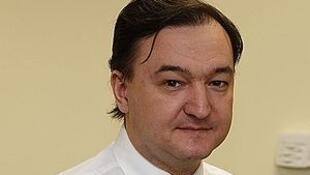 The late Russian lawyer Sergei Magnitsky.